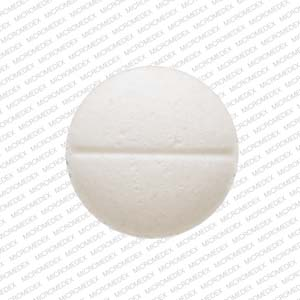 54 210 Pill Images White Round