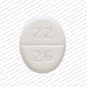 Desmopressin acetate 0.2 mg WPI 22 26 Back