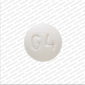 Galantamine hydrobromide 4 mg APO G4 Front