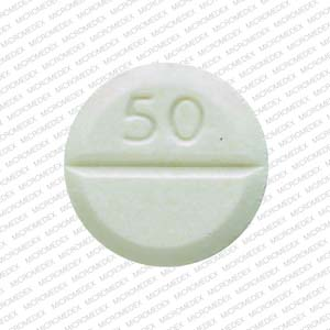 Clozapine 50 mg Logo 4404 50 Back