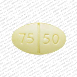 Hydrochlorothiazide and triamterene 50 mg / 75 mg APO 75 50 Front