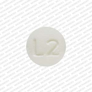 Pill Imprint L2  (Larin 1/20 ethinyl estradiol 0.02 mg / norethindrone acetate 1 mg)