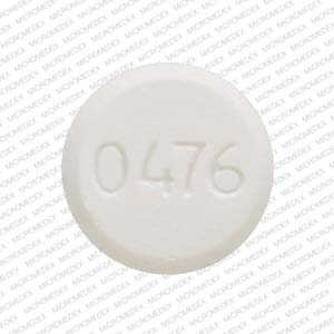Glycopyrrolate 2 mg 0476 Front