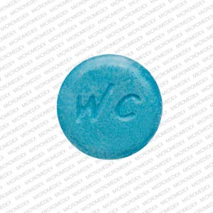 Pill Imprint WC 421 (Lo Loestrin Fe ethinyl estradiol 0.01 mg / norethindrone acetate 1 mg)