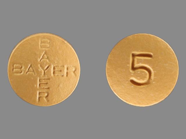 Levitra 5 mg BAYER BAYER 5