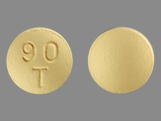 Brilinta 90 mg 90 T