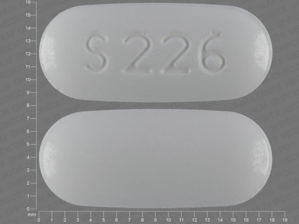 Methocarbamol 750 mg S 226