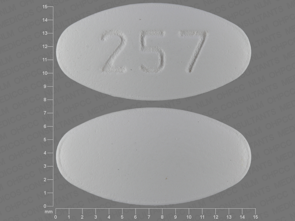Carvedilol 25 mg 257