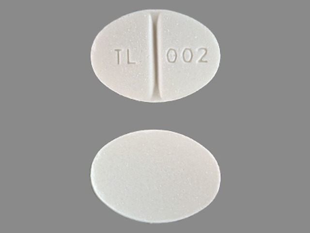Methylprednisolone 8 mg TL 002