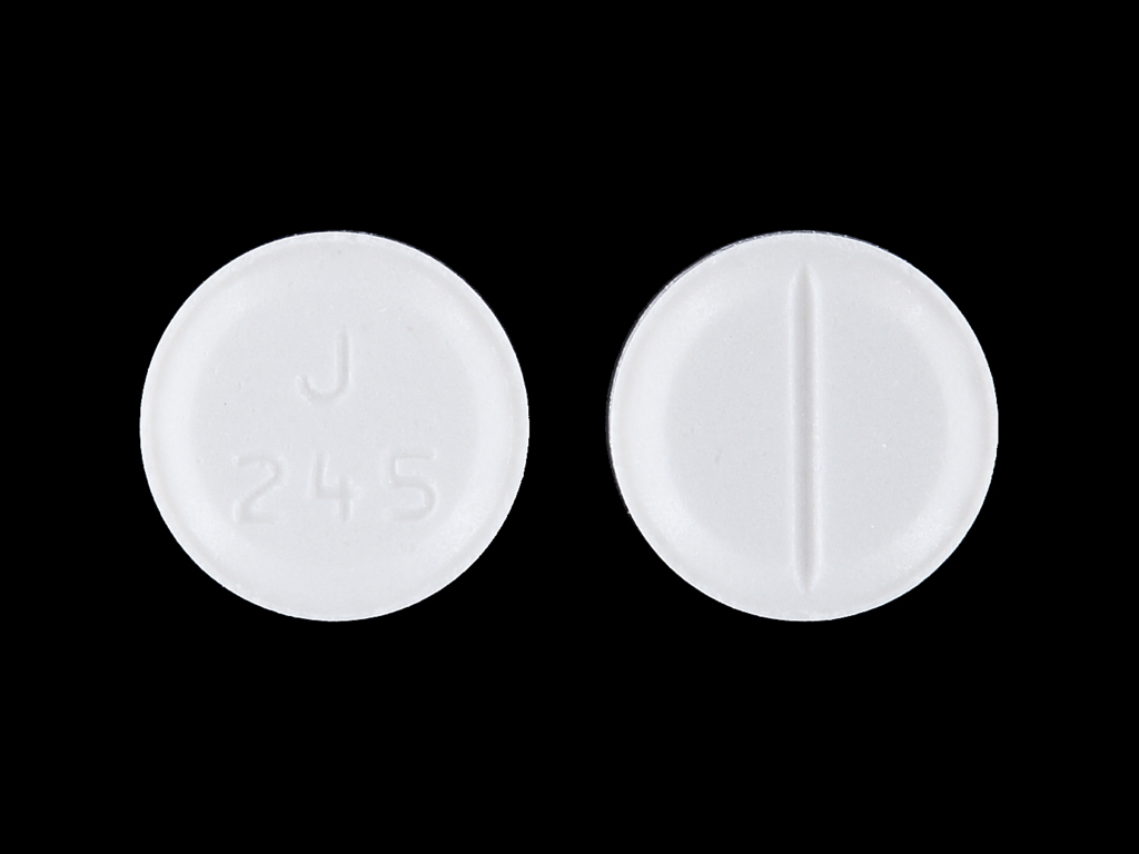 Lamotrigine 25 mg J 245