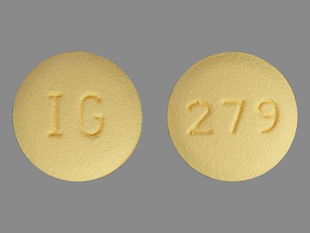 Topiramate 50 mg IG 279