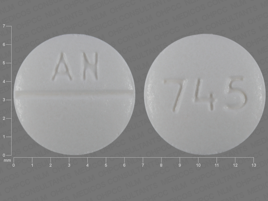 Promethazine hydrochloride 12.5 mg AN 745