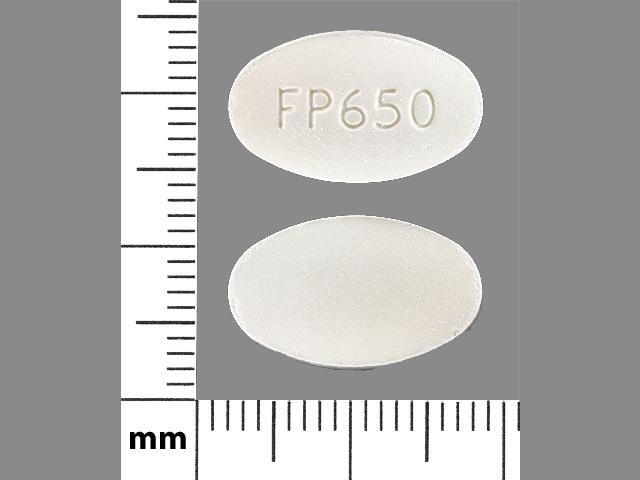 Tranexamic acid 650 mg FP650