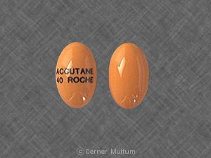Accutane 40 mg ACCUTANE 40 ROCHE