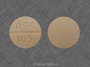 Allopurinol 300 mg par 105