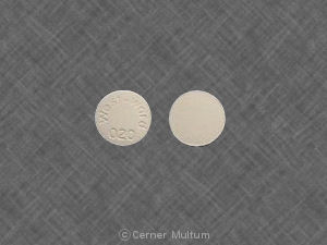 Pill Imprint West-Ward 020 (Aminophylline 100 mg)