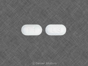Pill Imprint IT L3 (Boniva 2.5 mg)