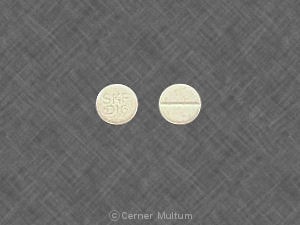 Pill Imprint SKF D16 (Cytomel 25 mcg (0.025 mg))