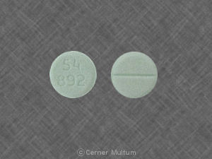 Dexamethasone 4 mg 54 892