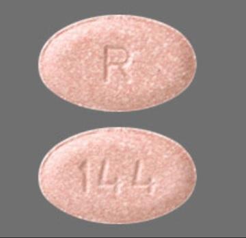Fluconazole 100 mg R 144
