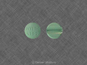 Isordil titradose 40 mg WYETH 4192