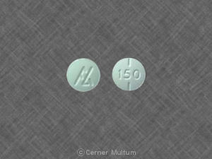 Levothroid 150 mcg (0.15 mg) LOGO 150