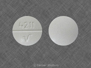 Methocarbamol 500 mg