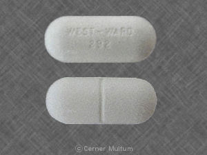 Methocarbamol 750 mg WEST-WARD 292