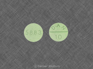 Methylphenidate Hydrochloride 10 mg
