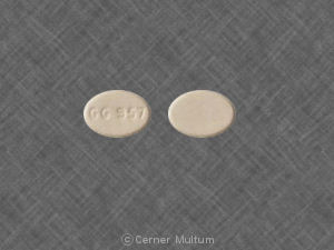 Methylprednisolone 4 mg GG 957