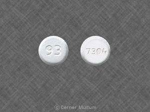 Mirtazapine 30 mg 7304 93