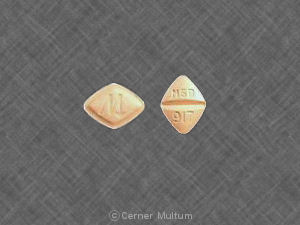 Moduretic 5-50 5 mg / 50 mg