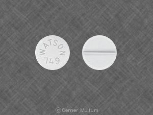 Acetaminophen and Oxycodone Hydrochloride 325 mg / 5 mg