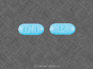 M N 1, Paroxetine