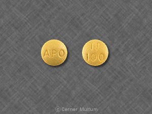 Topiramate 100 mg APO TP 100