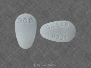 Viread 300 mg
