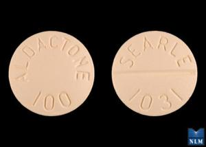 Pill Imprint ALDACTONE 100 SEARLE 1031 (Aldactone 100 mg)