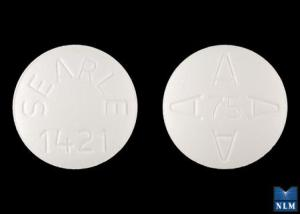 Arthrotec 75 mg / 200 mcg