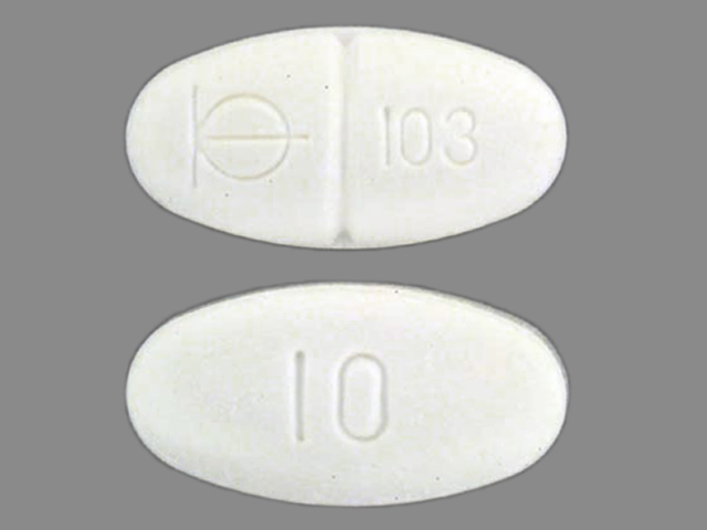Demadex 10 mg