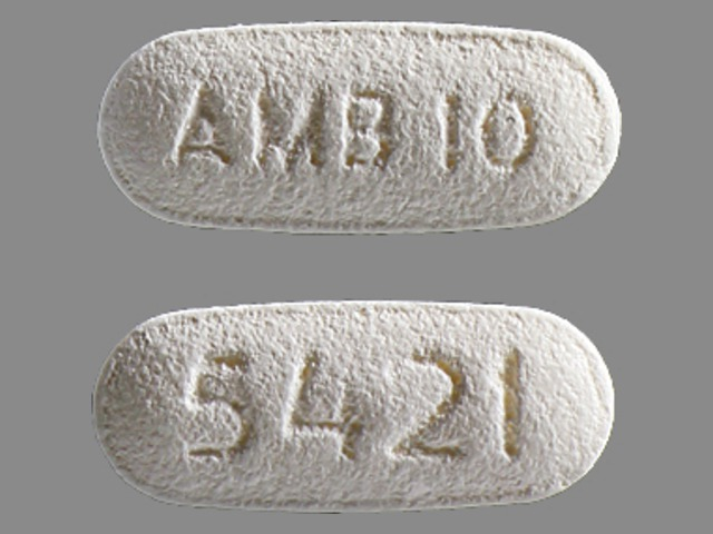 Image result for ambien pill