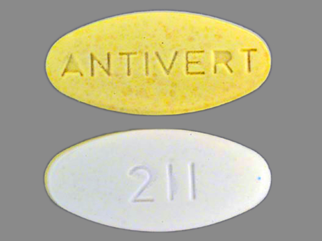 211 ANTIVERT, Antivert