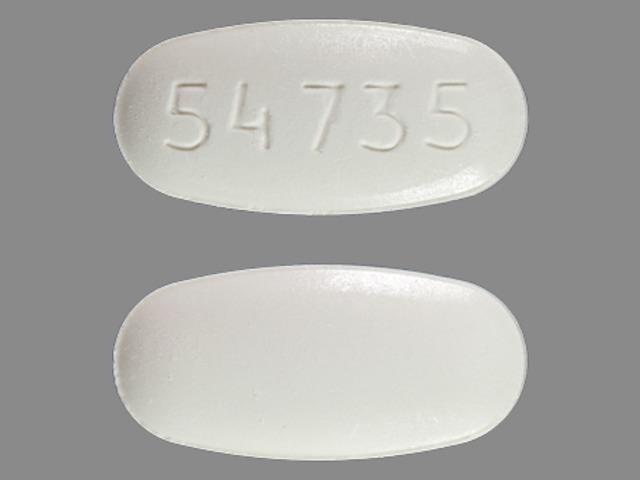Quetiapine fumarate 400 mg 54 735