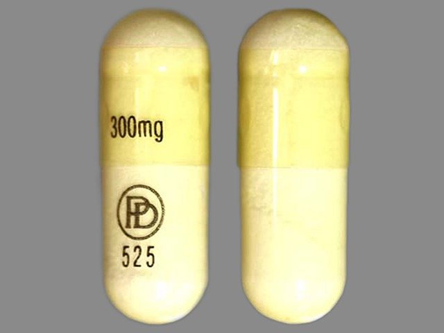 Celontin 300mg PD 525