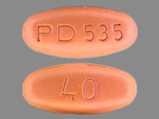 Accupril 40 mg