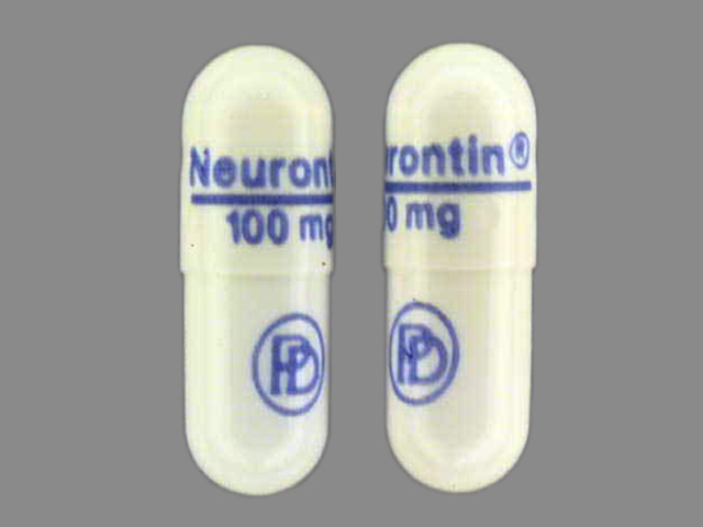 Neurontin For Pd