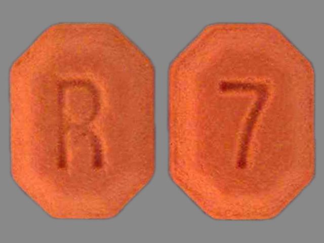 Lozol 1.25 mg 7 R