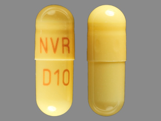 Focalin XR 10 mg