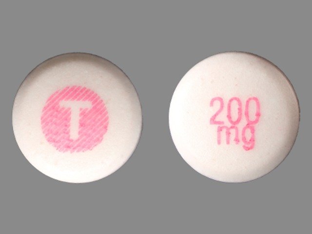 Tegretol XR 200 mg