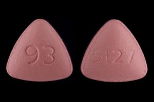 Benazepril hydrochloride 40 mg 93 5127