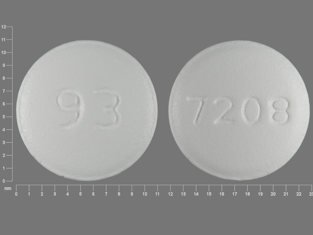 Mirtazapine 45 mg 7208 93